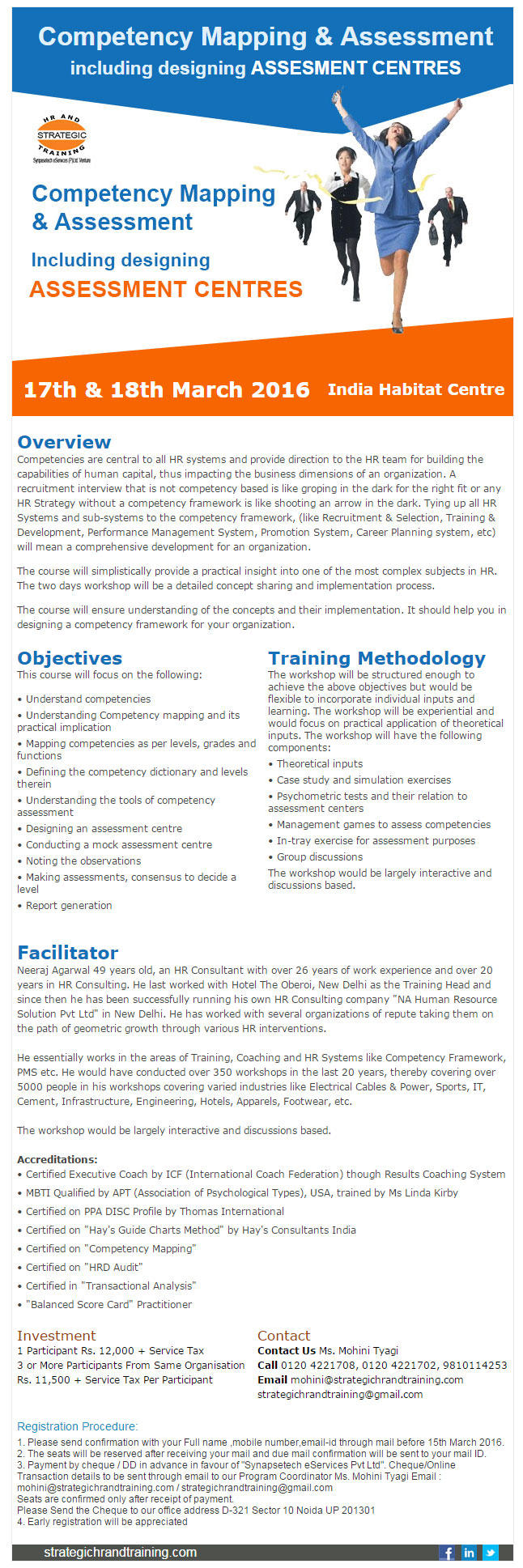 strategichrandtrainings - Competency Mapping & Assessment